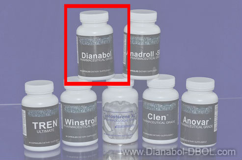 Dianabol By SwessPharma.com
